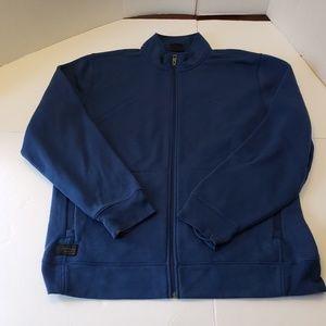Oakley Blue Mens Jacket Size Extra Large